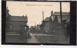 VISMES AU VAL (80) La Nouvelle Gare - Other Municipalities