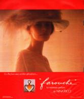 "PUB PARFUM   ( FAROUCHE ) De "" NINA RICCI "" Par  "" DAVID HAMILTON "" 1975 ( 9 ) - Unclassified"