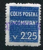 Algérie    Colis Postaux    62  * - Parcel Post