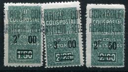 Algérie    Colis Postaux   48/50 * - Paketmarken