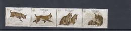 WWF Issue Michel Cat.No. Portugal 1741/1744 Mnh/** - Nuevos