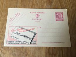 Belgique : Publibel Neuf N°609A Union Et Prévoyance - Publibels