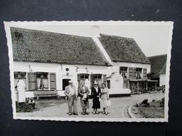 "Originele FOTO  1958  AU "" Boerenhoeve "" à  HEYST --KNOKKE_HEIST - Places"