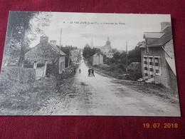 CPA - Val D'Izé - L'arrivée De Vitré - Autres Communes