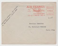 AIR-FRANCE Réseau Aérien Mondial / LSC Intramuros De Paris De 1953 - 1921-1960: Modern Period