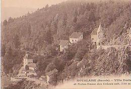Savoie        688       Novalaise.Villa Donte Et Notre Dame Des Grâces - Autres Communes