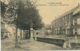 19 / Corrèze  - Bugeat - Place De La République - Autres Communes