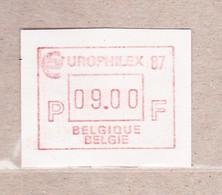 1987  ATM65** Europhilex '87.Automaatzegel. - Postage Labels