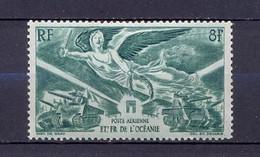 OCEANIE FR- 1946 - PA 19 (NC) - Unused Stamps