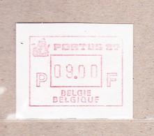 1987  ATM67** Portus '87.Automaatzegel. - Postage Labels