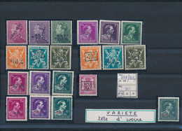 BELGIUM -10% COB 724 A/T MNH - 1946 -10%