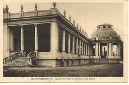 Carte Postale - CPA Dpt N°54 MEURTHE ET MOSELLE - Ecrite - NANCY THERMAL - Galerie Des Fêtes Et Pavillon De La Source. - Nancy
