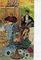 ILLUSTRATEUR Gustave Adolf MOSSA  Le Foetus    Musée Chéret  Nice - Andere Illustrators