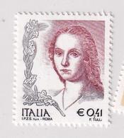 ITALIA REPUBBLICA 2003 € 0,41 DONNE S.p.A.  D. 13 1/4 MNH** - 2001-10:  Nuevos