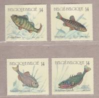 1990 Nr 2383-86** Vissen,zegels Uit Boekje B20. - Unused Stamps