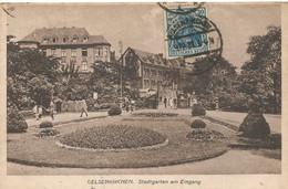 GELSENKIRCHEN Stadtgarten Am Eingang - Gelsenkirchen