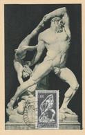 Roma - Ercole E Lica (A. Canova) - Maximum Cards