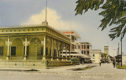 CPA - 21578- Britisch  Guiana ( Guyana) -Georgetown -Centre -Envoi Gratuit - Unclassified