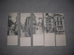 12 Cpa Stampato 4x14 Italie Italia Venise Venezia Toutes Differentes - Venezia (Venice)