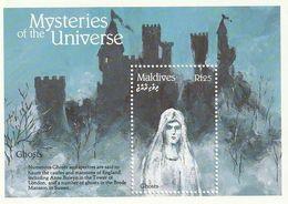 Maldives Ghost Castle Mystery  MNH** 1992 - Maldivas (1965-...)