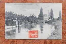 SERQUIGNY (27) SUR LA CHARENTONNE - Serquigny