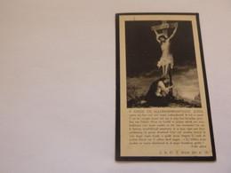 Doodsprentje ( 5877 )  Van Quaethem  /  Eeckhout        -   Zwevezele      1934 - Overlijden