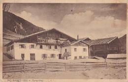 Cartolina Di Rio Bianco ( Bolzano ) M Sarentino - Bolzano