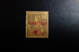 CANTON N°47*   C.50 Eu - Oblitérés