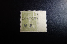 CANTON N°46* B/f  C.18 Eu - Oblitérés