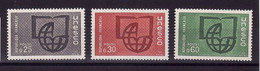 Lot SERVICE 1966 N**  F927 - Neufs