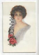 Jeune Femme Et Roses - Non Classificati