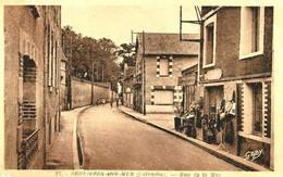 BERNIERES  Sur MER = Rue De La Mer     2146 - Andere Gemeenten