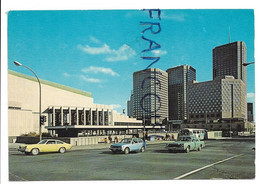 Montréal. Le Complexe Desjardins. Photo Dino Sassi - Montreal