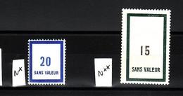 Lot FICTIFS 1957   F961 - Fictifs
