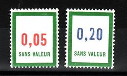 Lot FICTIFS 1966 N**  F964 - Fictifs