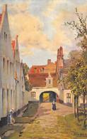 Le Béguinage De Bruges - Brugge