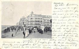 Ostende - 1900 - Digue Est - Oostende