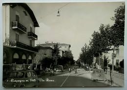 CARPEGNA - Via Roma - Pesaro