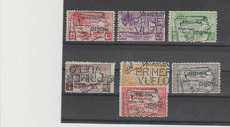 ANDORRA- SELLOS NO EMITIDOS, MATASELLADOS DE FAVOR-COMPLACENCIA-FANTASÍA TAMPÓN PRIMER VUELO, VUELO NO REALIZADO (K-1)) - Used Stamps