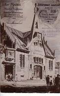 63 - St-BONNAT-le-CHASTEL - La Mairie Du Village Français - Carte Genre Photo - - Andere Gemeenten