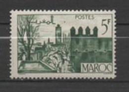 Maroc 257** TB - Ongebruikt