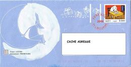 PAP - Lettre Père Noël 2006. Libourne. - Prêts-à-poster:  Autres (1995-...)