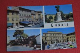 Empoli Vedutine Con Albergo L' Aquila D' Oro 1967 - Empoli