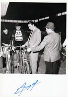 CYCLISME : Anquetil (dédi) - Ciclismo