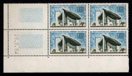 FRANCE N°1394A** RONCHAMP COIN DATE DU 29/5/1964 - 1960-1969