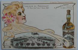 C. P. A. Art Nouveau : 83 LA CRAU D'HYERES : Liqueur De FENOUILLET, A. Jassaud De Cabran, SUPERBE Et RARE - La Crau