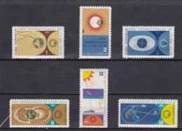 Cuba Nº 843 Al 848 - Unused Stamps