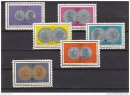 Cuba Nº 896 Al 901 - Unused Stamps