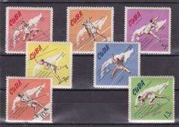 Cuba Nº 925 Al 931 - Unused Stamps