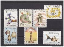 Cuba Nº 964 Al 970 - Neufs